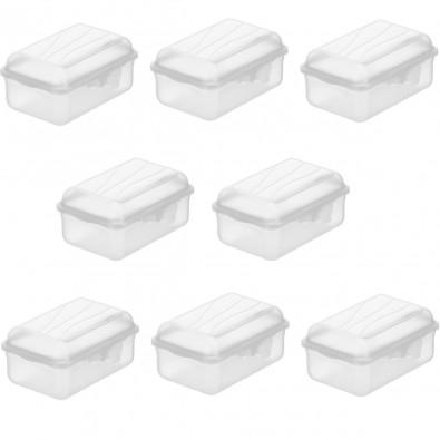 Lot de 8 FUNBOX T9 0.4L