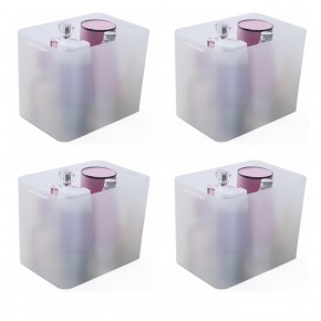 Lot de 4PURE BOX A5 DEEP 5,6L