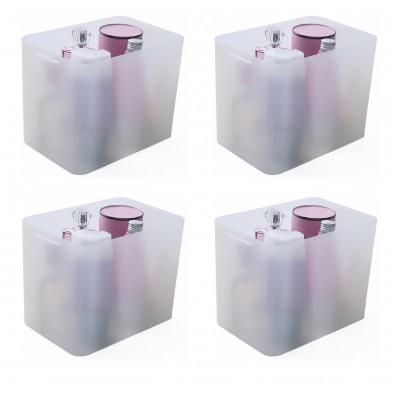 Lot de 4 Pure Box A5 Deep 5,6L
